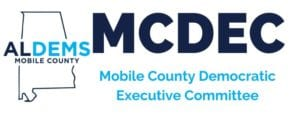 Mobile County Democratic Executive Committee Logo